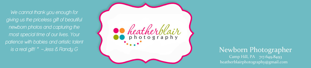 Heather Blair Photography logo